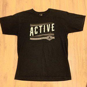 Active Short Sleeve T Shirt